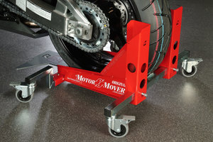Originele Motor-Mover Achterwiel (lichte lakbeschadiging nog 3 stuks)
