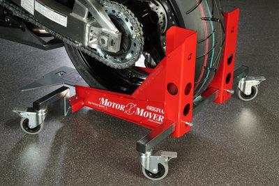 Originele achterwiel Motor-Mover