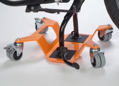 Originele Big-Bike Motor-Mover (ACTIEprijs klein kleurverschil nog 3 stuks)